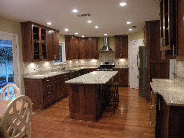 awesome Kitchen Remodel Tallahassee #7: After Kitchen Remodeling Services on Mahan