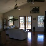 Custom Built Home Interior in Tallahassee