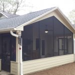 Screen Room Addition in Killearn