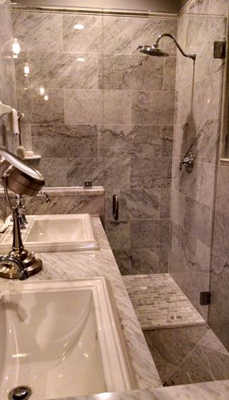Making A Splash Shower And Bathroom Wall Material Selections - Redo your bathroom